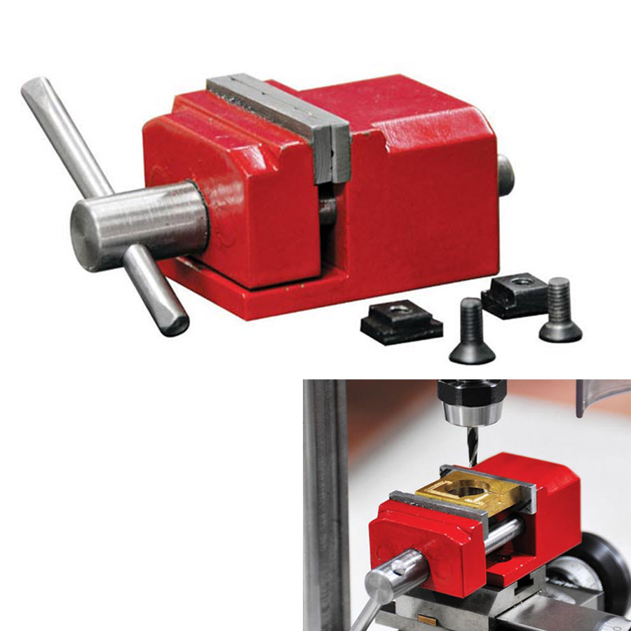 Morsa 40mm transkit20107 per mini tornio transformers for Tornio per legno compa